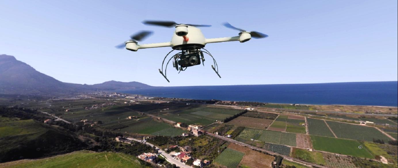 Discariche illegali, il Comune di Afragola ricorre ai droni