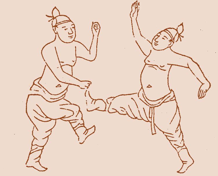 세계 태권도 가족: The oldest Korean martial arts book