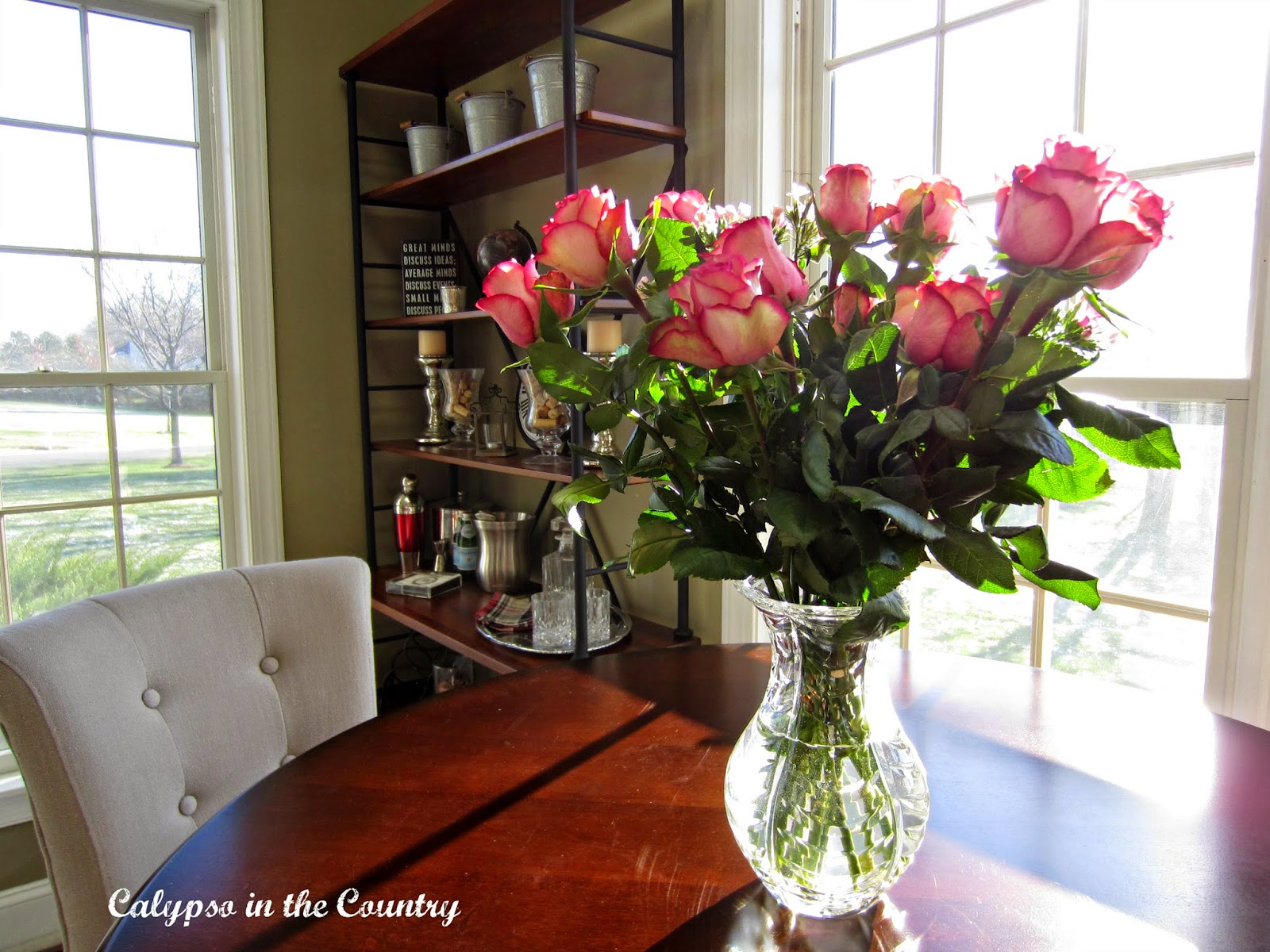 Calypso In The Country: The Bouqs