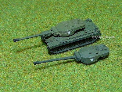 USA T30/34 Heavy Tank
