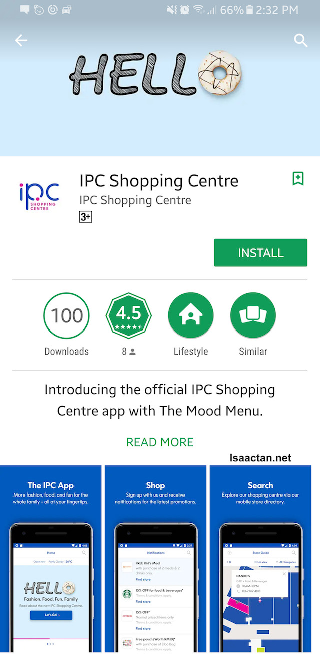 IPC Mobile Application now available on Google Play Store & Apple App Store, download it today!