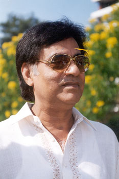 Jagjit Singh the ghazal king maestro from India