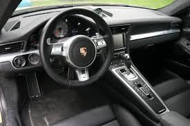 review interior porsche 911 carrera s