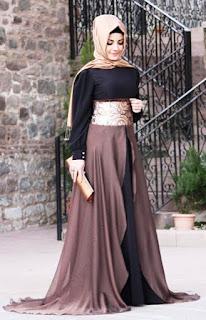 Model Dress Baju Pesta Mewah Terbaru
