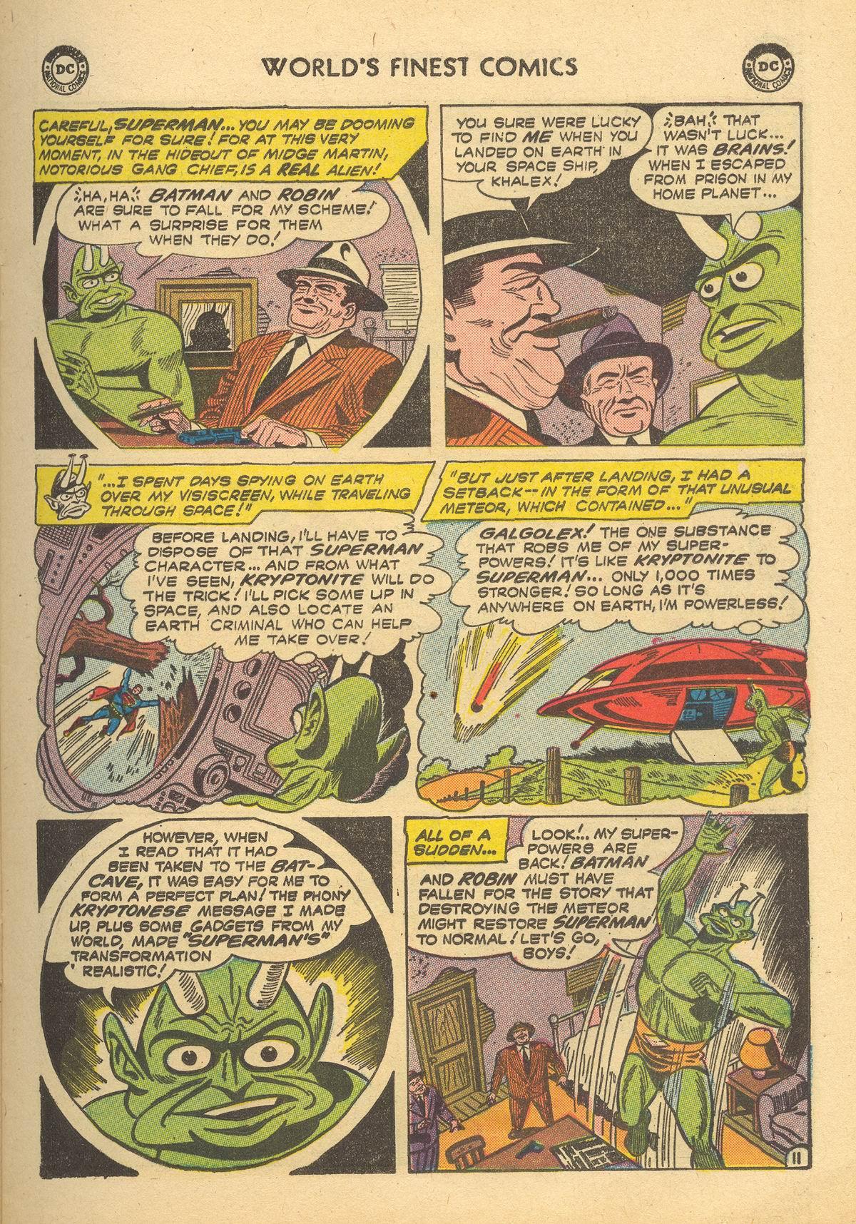 Read online World's Finest Comics comic -  Issue #105 - 13