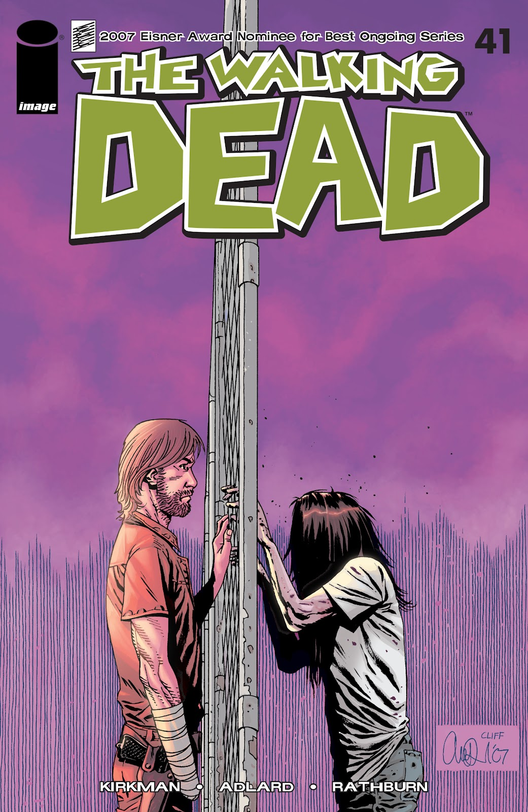 The Walking Dead issue 41 - Page 1