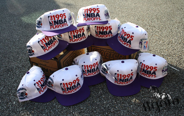 Starter 1995 NBA Playoffs Snapback Hat - Agora Clothing Blog 878a9446c04d