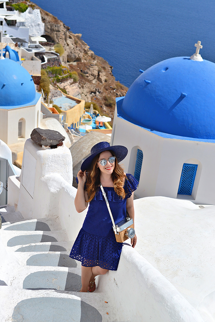 History In High Heels Outfit Santorini Dresscode