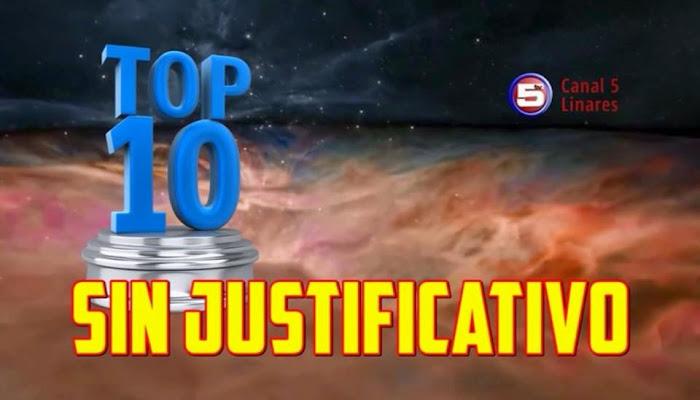SIN JUSTIFICATIVO TV - 3 Marzo 2018