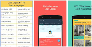 English Sikhne Ke Liye Top 5 Android Apps (Software) : Jaldi English Sikhne Ka Aasaan Tarika