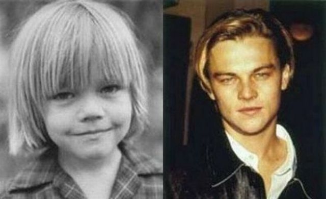 Fresh Pics: 42 Celebrities When They Were Kids