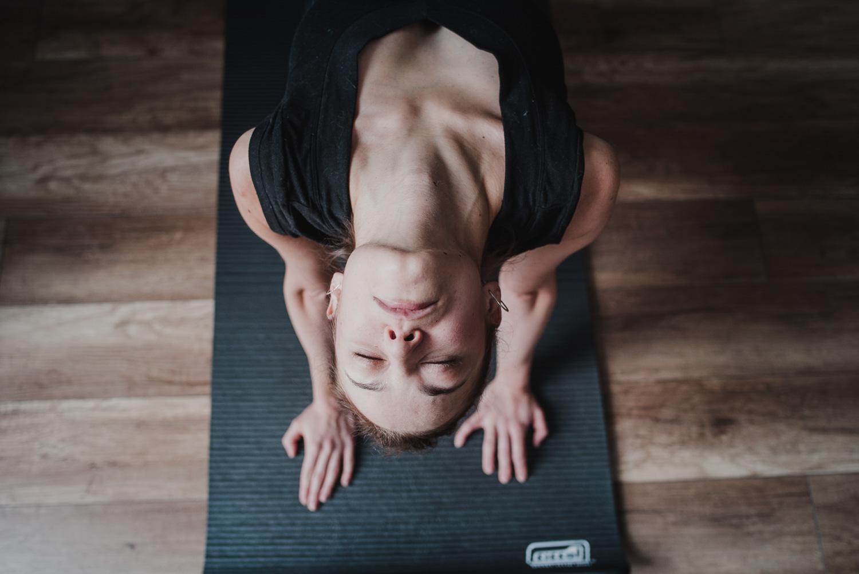 co daje joga w ciąży