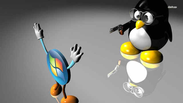 Alasan Kenapa Hacker Lebih Memilih Linux OS