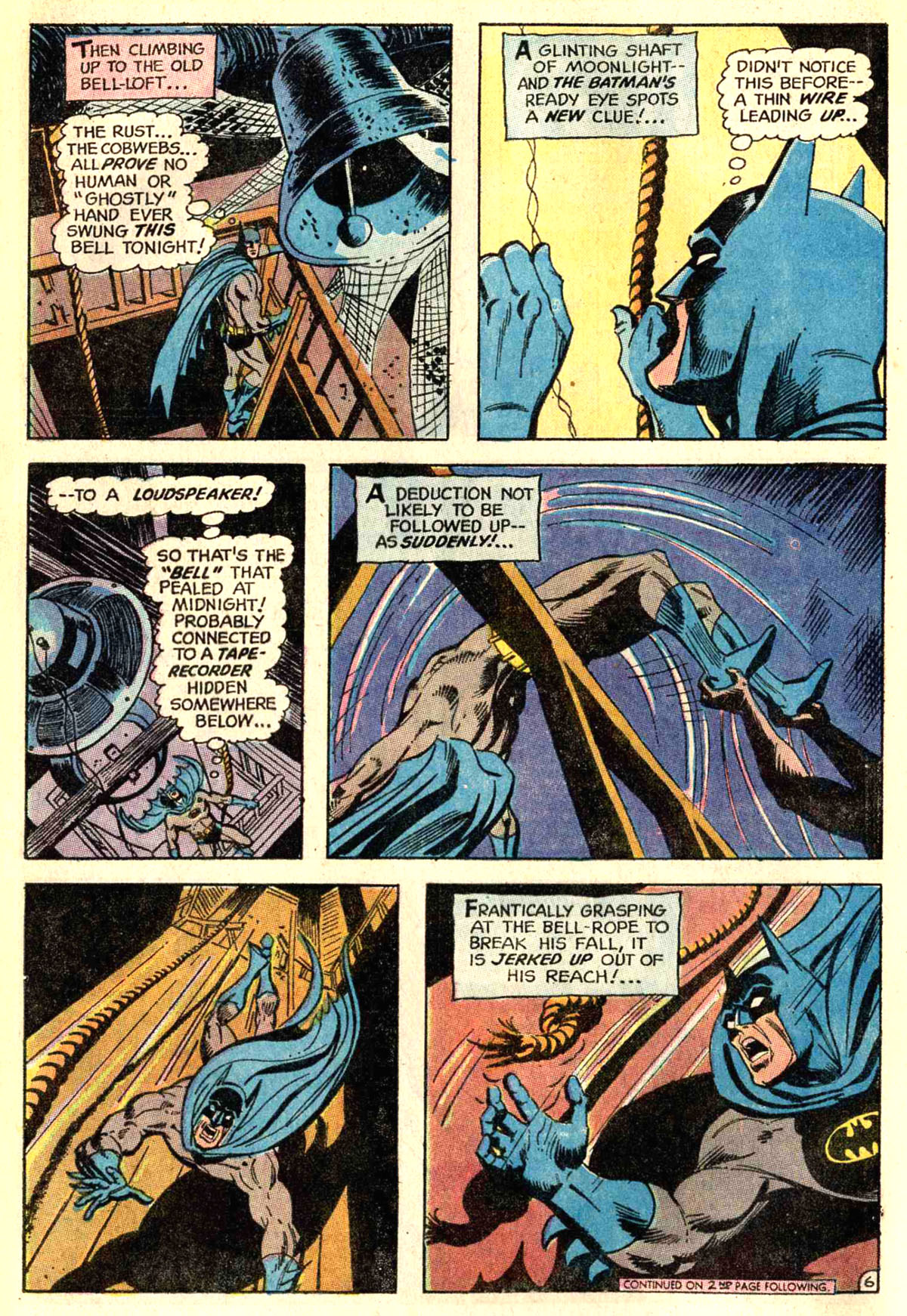 Detective Comics (1937) 413 Page 7