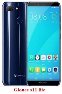 Gionee S11 Lite mobile