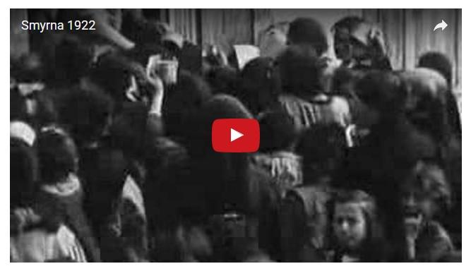 Ενα χαμένο άγνωστο φιλμ – Πρόσφυγες του 1922, Σμύρνη, Αθήνα, Πειραιάς  2