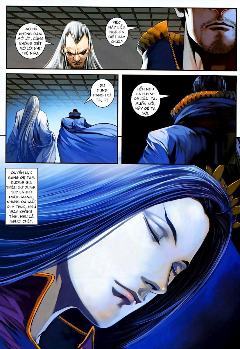 Ôn Thuỵ An Quần Hiệp Truyện Phần 2 chapter 5 trang 24