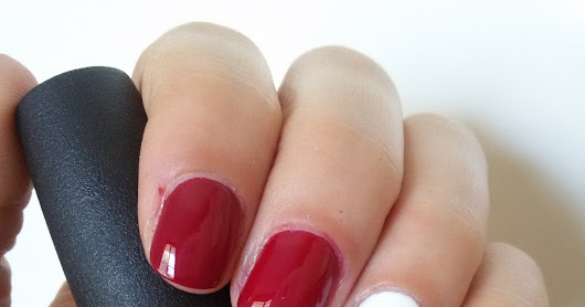 CHIKI88...  my passion for nails!: The nails of the week: Cherries