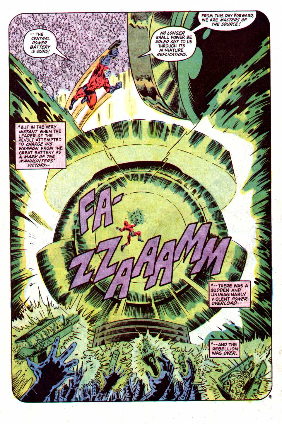 Read online Secret Origins (1986) comic -  Issue #22 - 10