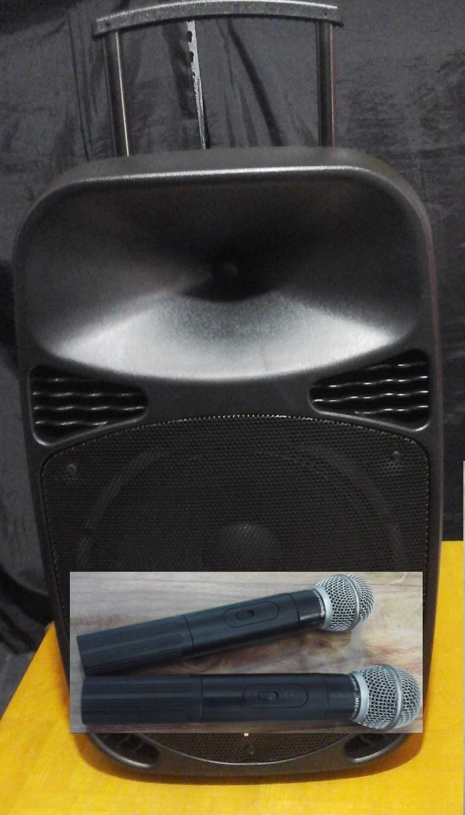 Sewa Sound System Porable Jakarta Harga Murah