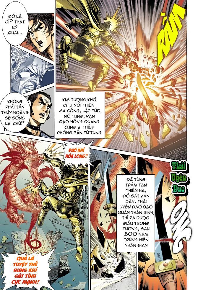 Đại Đường Uy Long chapter 53 trang 11