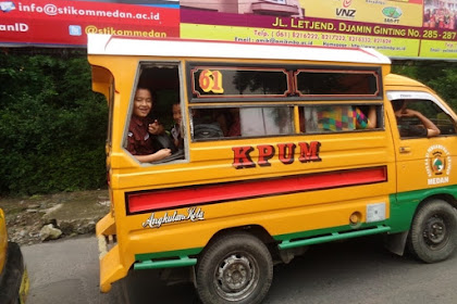 Mau Liburan ke Medan? Yuk, Kenalan dengan 7 Transportasi di Medan yang Siap Mengantarmu beserta Tips!
