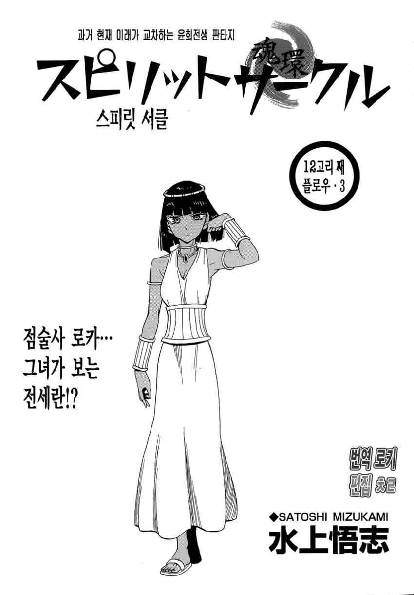 Tu Namu: 스피릿 서클