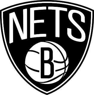 Baixar vetor Logo brooklyn nets para Corel Draw gratis