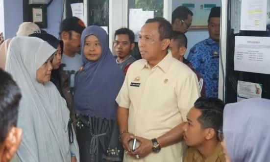 Tindak Lanjuti Keluhan Warga Terkait Disdukcapil Wajo, Ini yang Dilakukan Ketua DPRD Wajo
