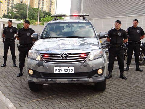 Pelotão de elite da Guarda Civil de Barueri veste novo fardamento