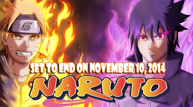 Naruro Manga Finally End on November 10, 2014 After 15 Years