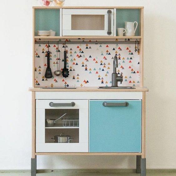 Ikea Play Kitchen Hack Tutorial