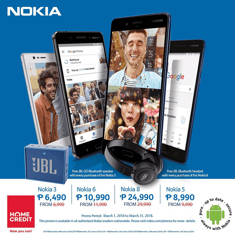 Sale Alert: Nokia phones in PH now more affordable!