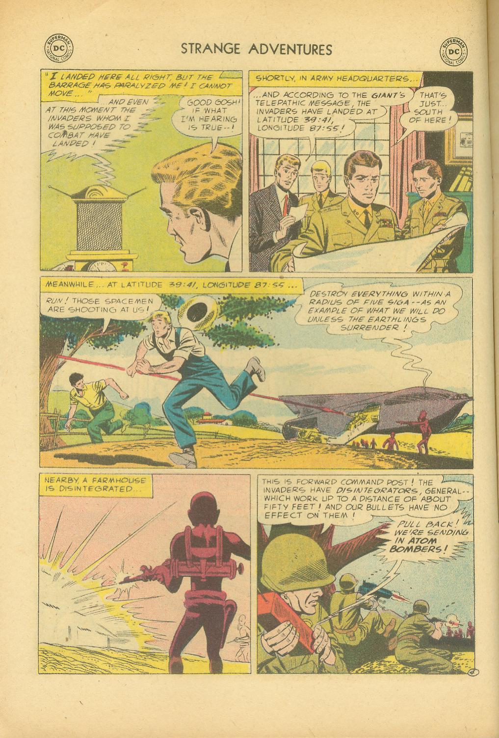 Strange Adventures (1950) issue 76 - Page 6