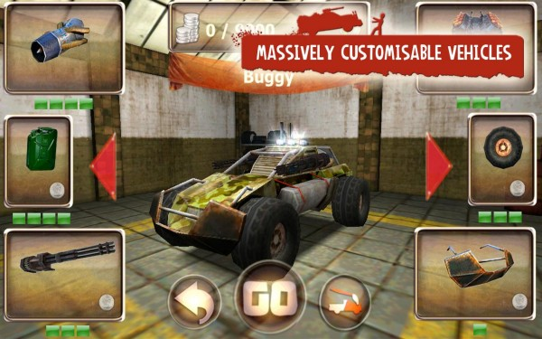 Download Gratis Zombie Derby Apk Terbaru MOD All Amunisi