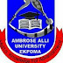 AAU POST UTME FORM IS OUT-SEE HOW TO APPLY
