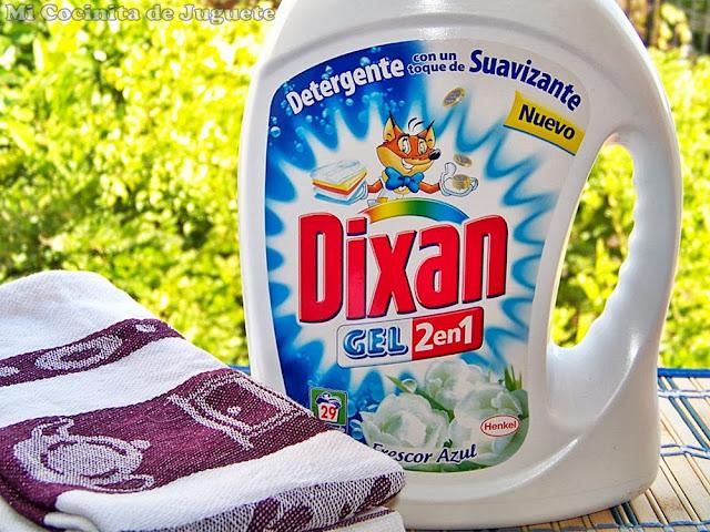 detergente dixan 2 en 1 con suavizante