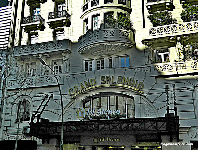 Buenos Aires, Livraria El Ateneo Grand Splendid