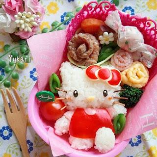 Yukari Otsu Hello Kitty