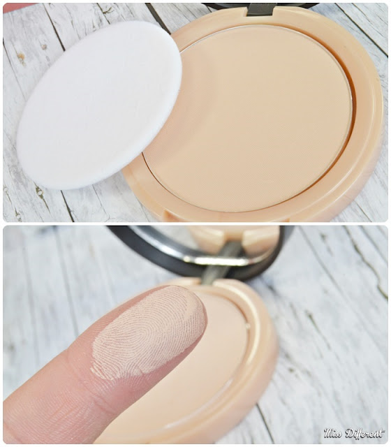 Just Cosmetics Compact Powder