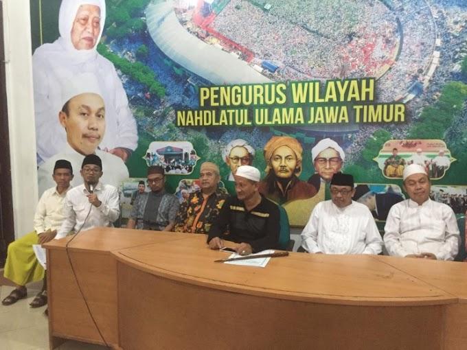Sukseskan Pemilu, NU Jatim Instruksikan Gelar Lailatul Ijtima'