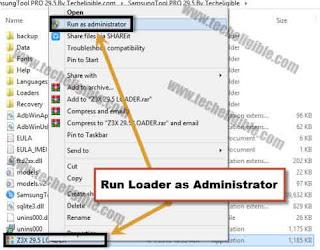 Run Loader Click Administrator Samsung Tool Pro Crack