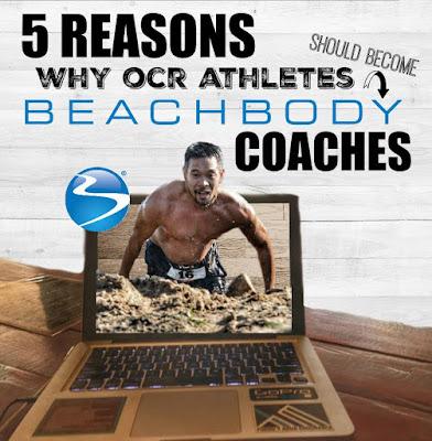 Obstacle Racing and Beachbody - Become a Beachbody Coach - Beachbody OCR Coach