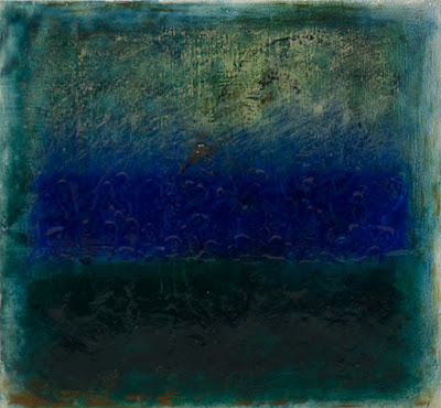 cuadros abstractos, cuadros modernos, cuadros azul, cuadros azules, pinturas abstractas, pintura moderna poequeña