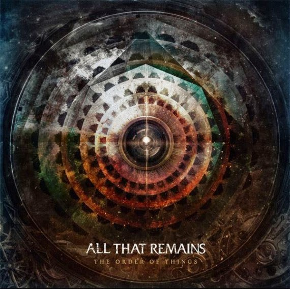 all that remains - the order of things - cover