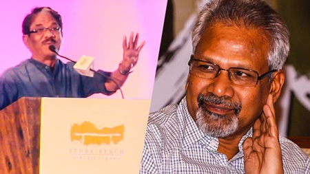 "' I feel SHY because of Mani Ratnam"" – Bharathiraja | TN 175"