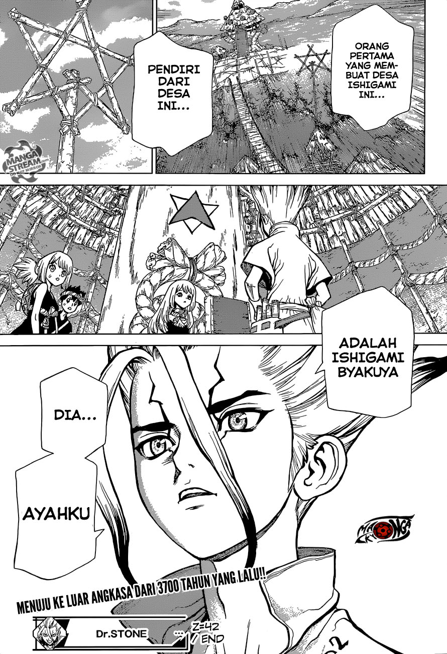 Dr Stone Chapter 42-19