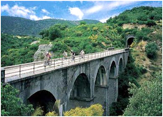 vias verde, sevilla, cádiz, turismo, ciclismo, ecoturismo, naturaleza, provincia, turismo, activo