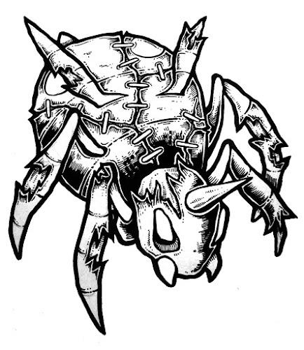 New Zombie Pokemon Drawings Work In Progress Daryl Hobson Artwork