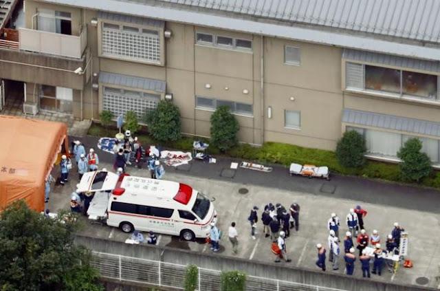 Mató a 19 pacientes discapacitados en Tokio porque quería acabar con todo los discapacitados del mundo